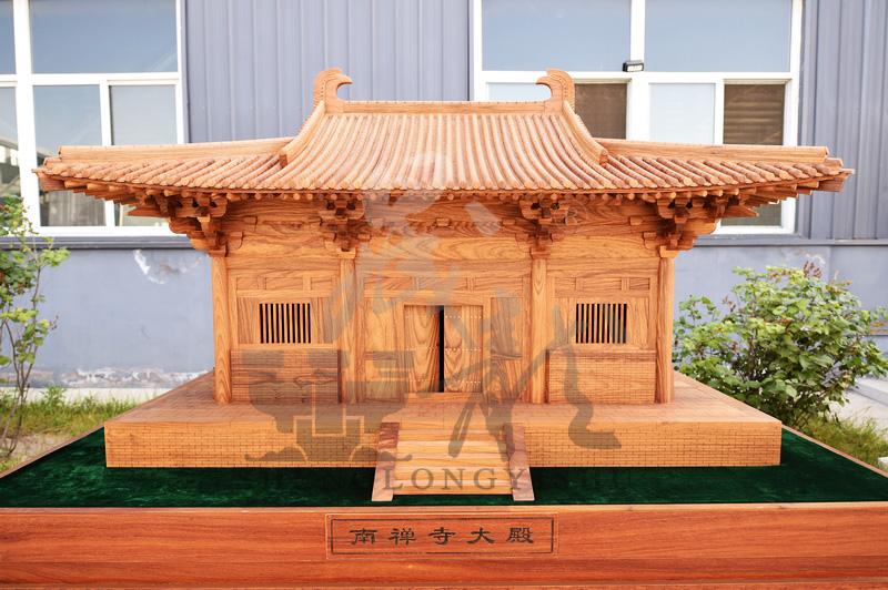 南禅寺大殿模型